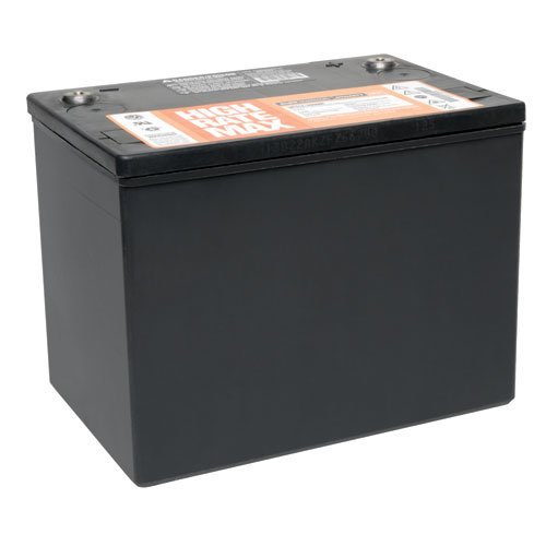 An image of Tripp lite 12vdc 75 ah sealed, maintenance-free battery for all inverter / charg...