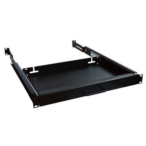 An image of Tripp lite smartrack keyboard shelf (25 lb/11 kg capacity; 16 in / 406 mm depth)