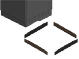 An image of Eaton nrpa608b rack accessory