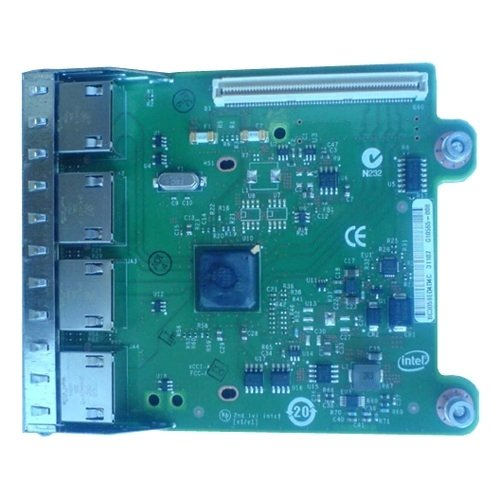 An image of Dell 540-bbhf networking card ethernet 1000 mbit/s internal