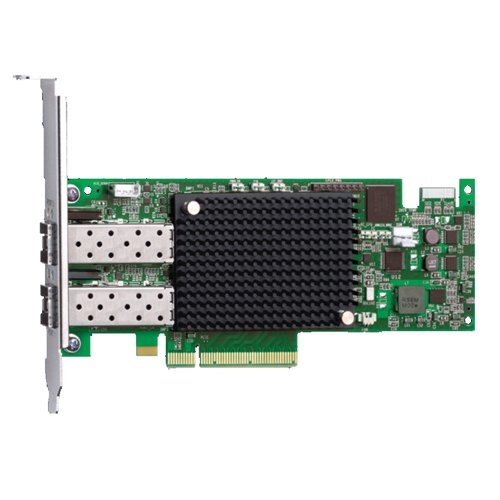 An image of Dell 406-bbgy networking card fiber 16384 mbit/s internal