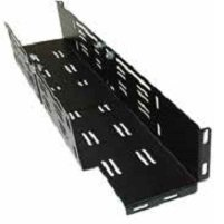 An image of Eaton etn-2uct-1b rack cable management panel rack accessory