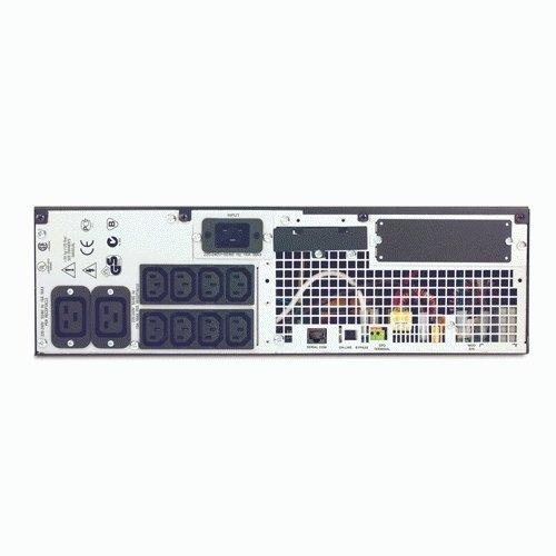 An image of APC Smart-UPS RT 3000va rm 230v 3000va black uninterruptible power supply (UPS)
