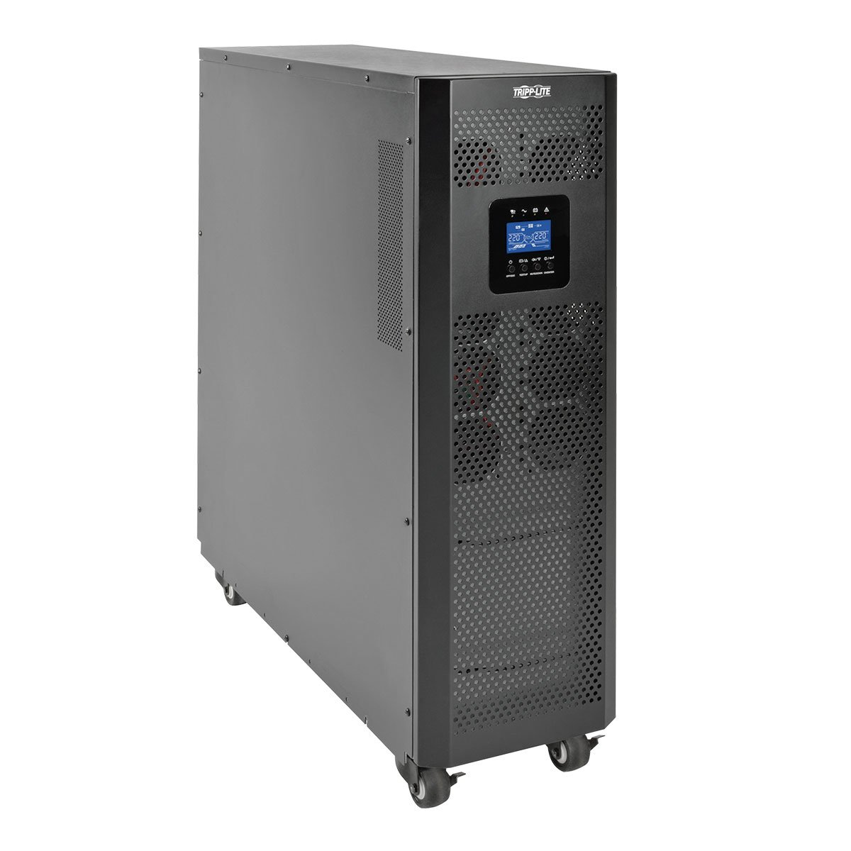An image of Tripp lite smartonline svtx series 3-phase 380/400/415v 10kva 9kw on-line double...