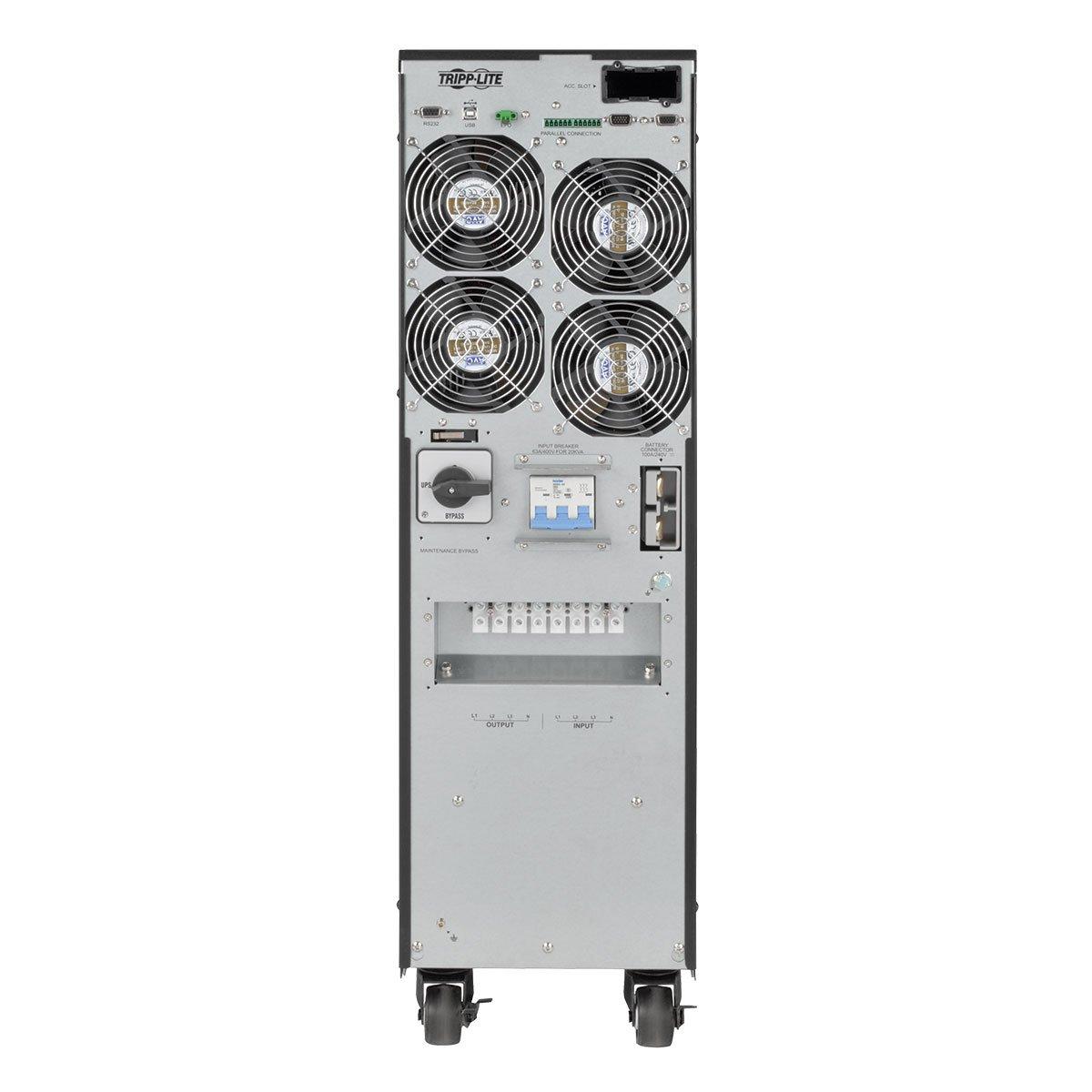 An image of Tripp lite smartonline svtx series 3-phase 380/400/415v 20kva 18kw on-line doubl...