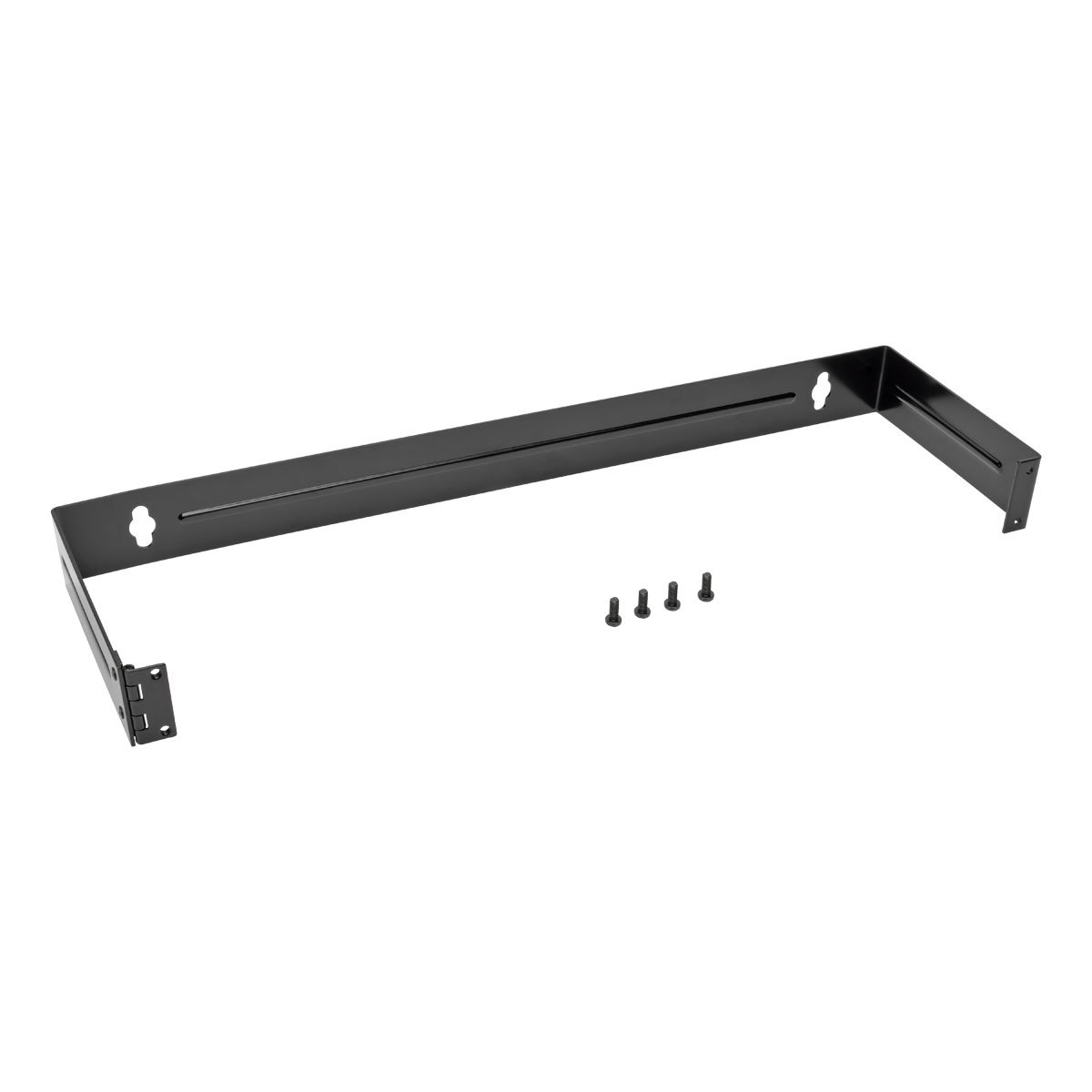An image of Tripp lite 1u hinged wall-mount patch panel bracket