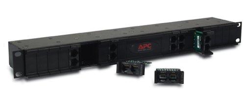 An image of APC prm24 power distribution unit (PDU) black