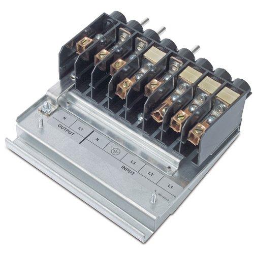 An image of APC Symmetra LX Input/Output Wiring Tray 230V