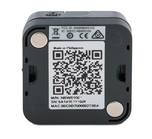 An image of APC nbws100h indoor freestanding wireless