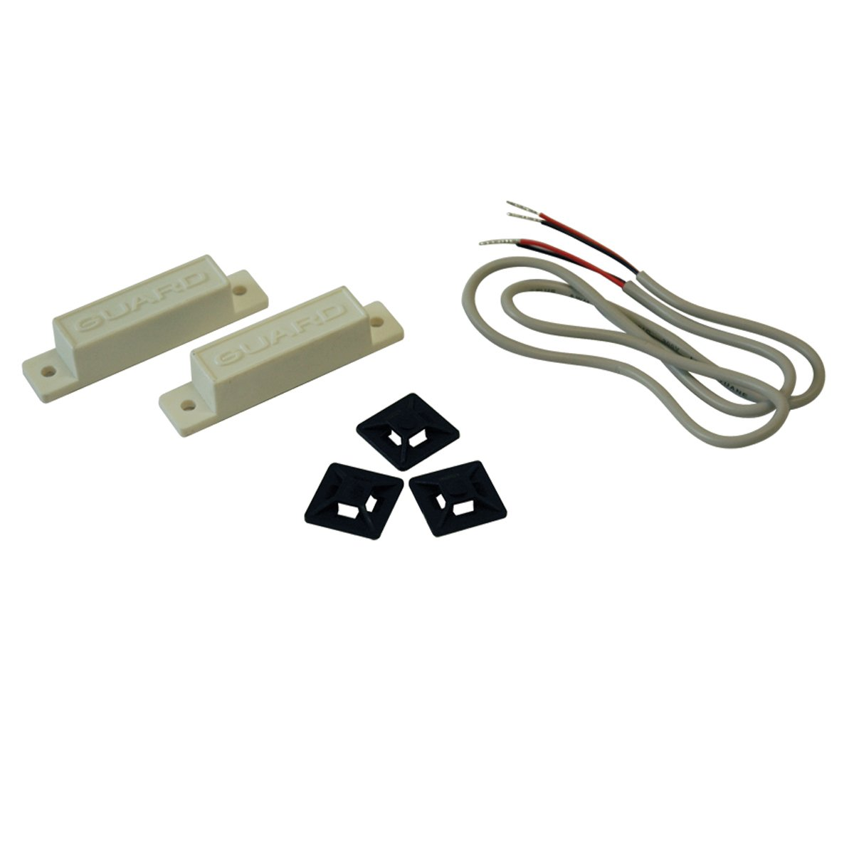 An image of Tripp lite smartrack magnetic door switch kit for front and rear doors; requires...