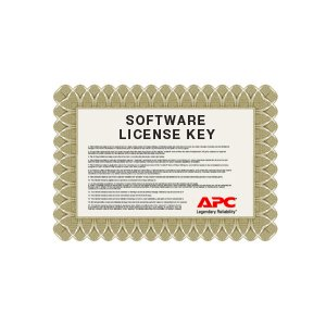 An image of APC nbsv1025 software license/upgrade