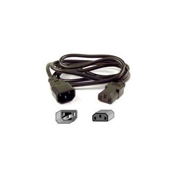 An image of Eaton 1010081 black power cable