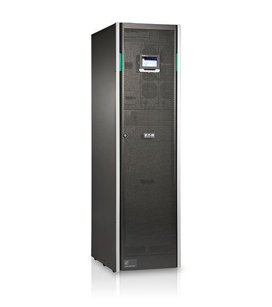 An image of Eaton 93ps-15+15(40)-30-0-sb-6 uninterruptible power supply (ups) 30000 va doubl...