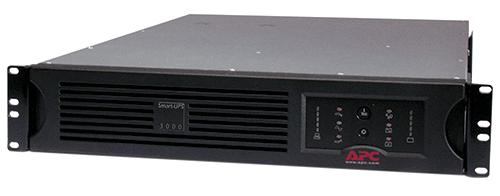 Apc Smart Ups 3000va Usb Amp Serial Rm 2u 230v