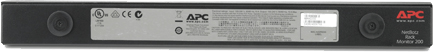 An image of APC Netbotz rack monitor 200 (with 120/240v power supply)