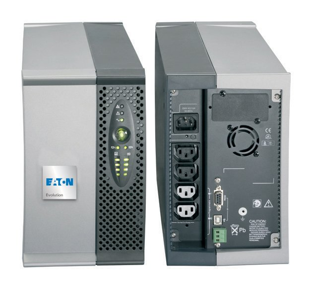 Eaton Evolution 1500va Tower Ups 68457