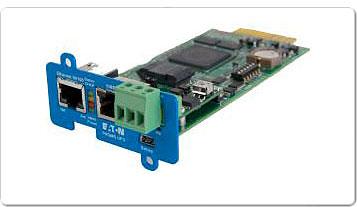 An image of Eaton Powerxpert UPS minislot card (pxgms ups) for 93pm
