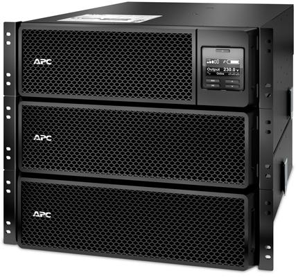 An image of APC Smart-UPS SRT 8000va 230v rackmount