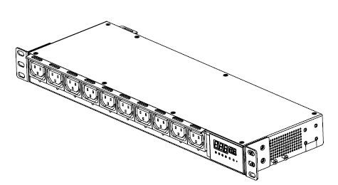 An image of Vertiv pm1011h