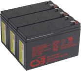 An image of Eaton mge replacement battery kit - ab1003