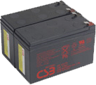 An image of Eaton mge replacement battery kit - ab1005