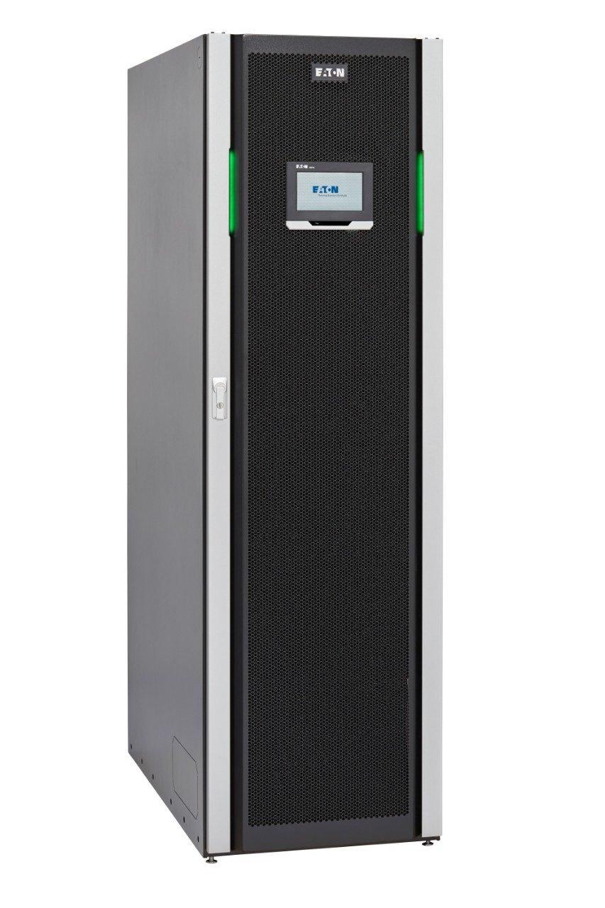 An image of Eaton 93pm uninterruptible power supply (ups) 30000 va double-conversion (online...