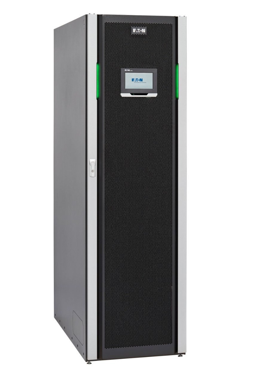 An image of Eaton 93pm uninterruptible power supply (ups) double-conversion (online) 40000 v...