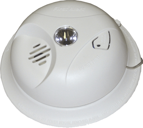 An image of Avtech Smoke sensor w/escape light