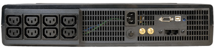 An image of Tripp Lite SmartPro 230V 1.5kVA 900W Line-Interactive UPS, 2U Rack/Tower, LCD, U...