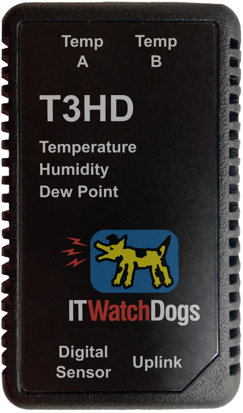 An image of Geist Temperature/humidity/dew point kit (t3hd)