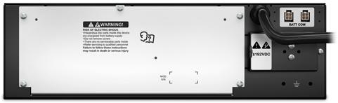 An image of APC Smart-UPS SRT 192v 8kva 10kva battery pack rack mount