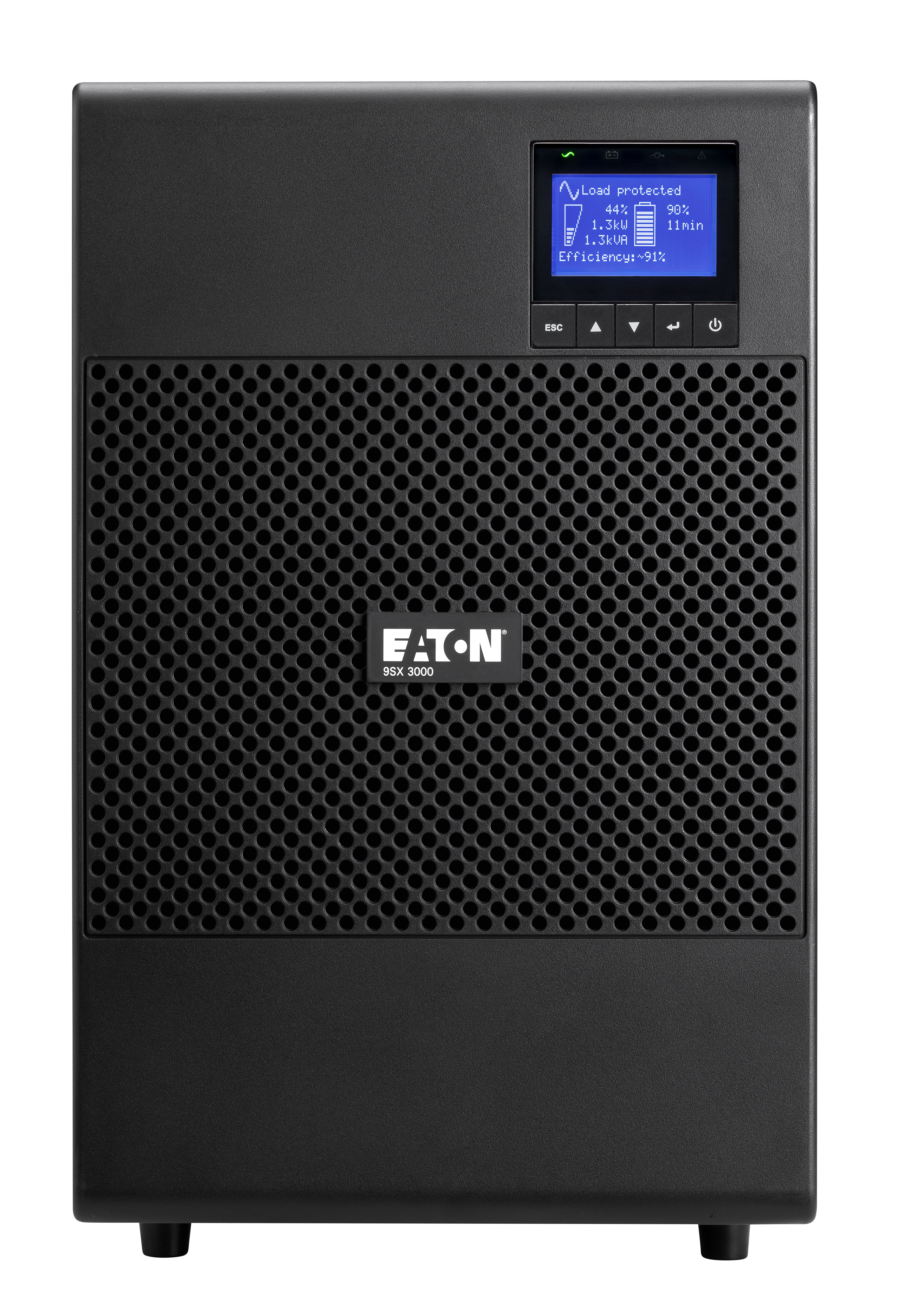 An image of Eaton 9SX 3kVA Power Factor Correction UPS (6 Minutes Runtime)