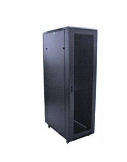 An image of Dynamode cab-fe-36u-66 freestanding rack black rack