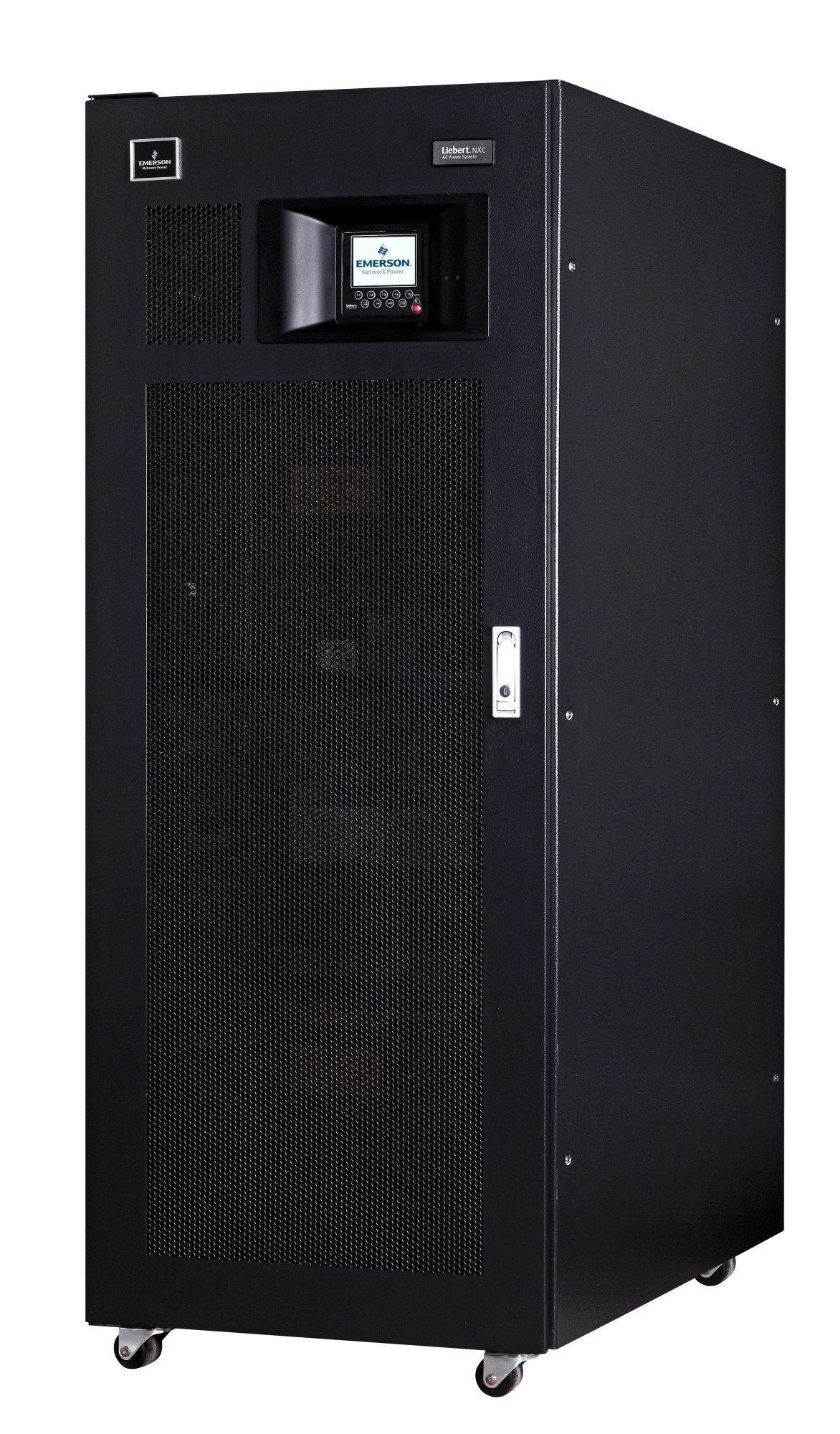 An image of Vertiv liebert nxc 30kva uninterruptible power supply (ups) 30000 va double-conv...