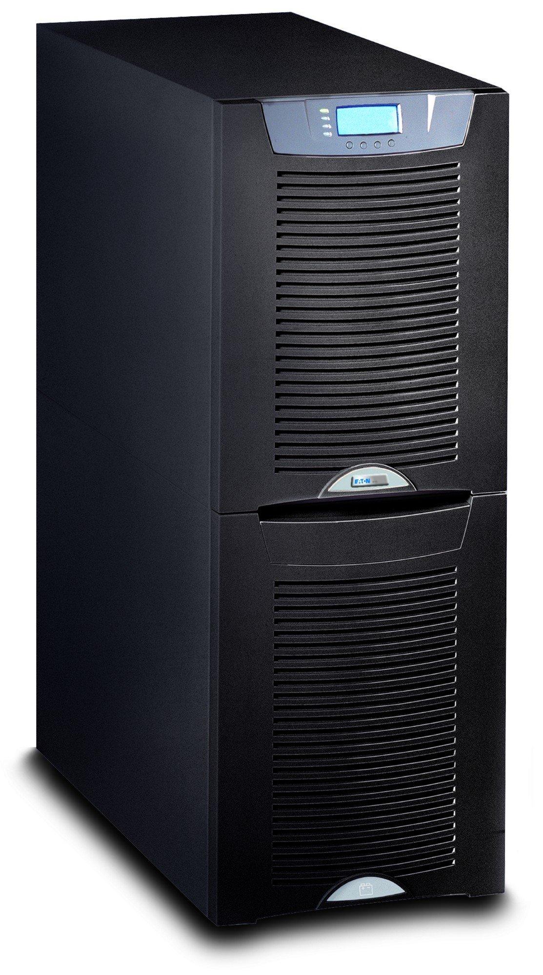 An image of Eaton powerware 9155-8-nlhs-28-64x7ah uninterruptible power supply (ups) 8000 va