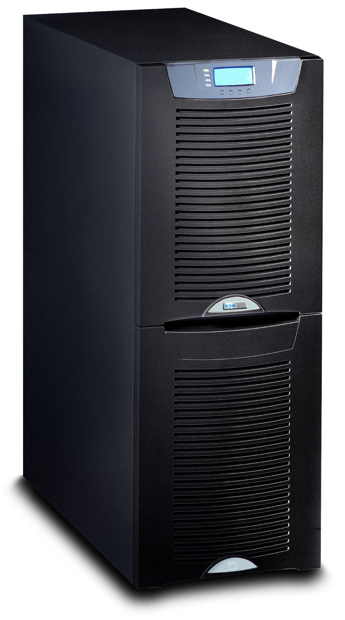 An image of Eaton powerware 9155-15-nlhs-10-64x7ah uninterruptible power supply (ups) 15000 ...