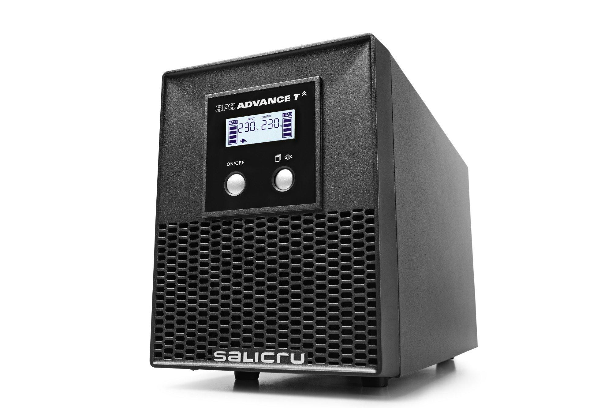 An image of Salicru SPS Advance T 1.5kVA Line Interactive 230V (UPS)