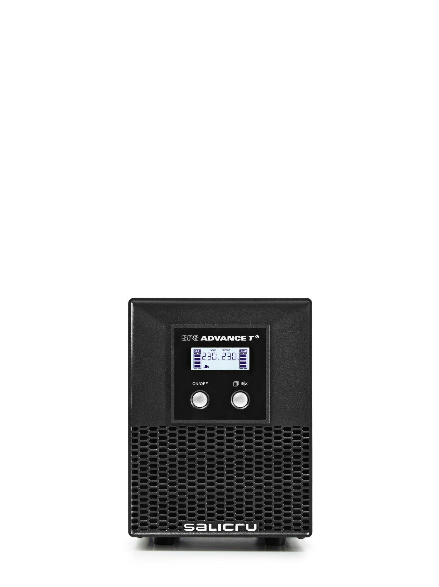 An image of Salicru SPS Advance T 1kVA Line Interactive 230V (UPS)