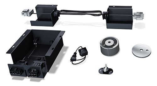 An image of APC Ceiling Panel Lock System (w/o power supply)