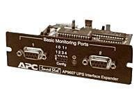 An image of APC 2-port serial interface expander smartslot card interface cards/adapter