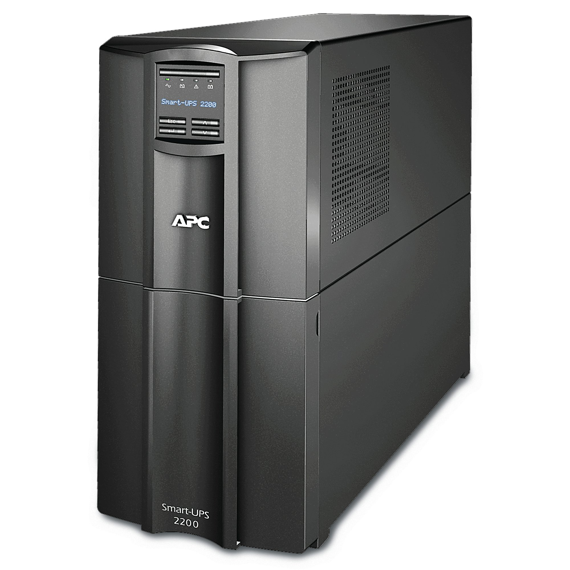 An image of APC Smart-UPS 2.2kVA Line Interactive 230V with Smart Connect (UPS)
