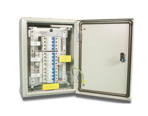 An image of CPS Slimline 63A Single Phase Bypass Switch (1:1)
