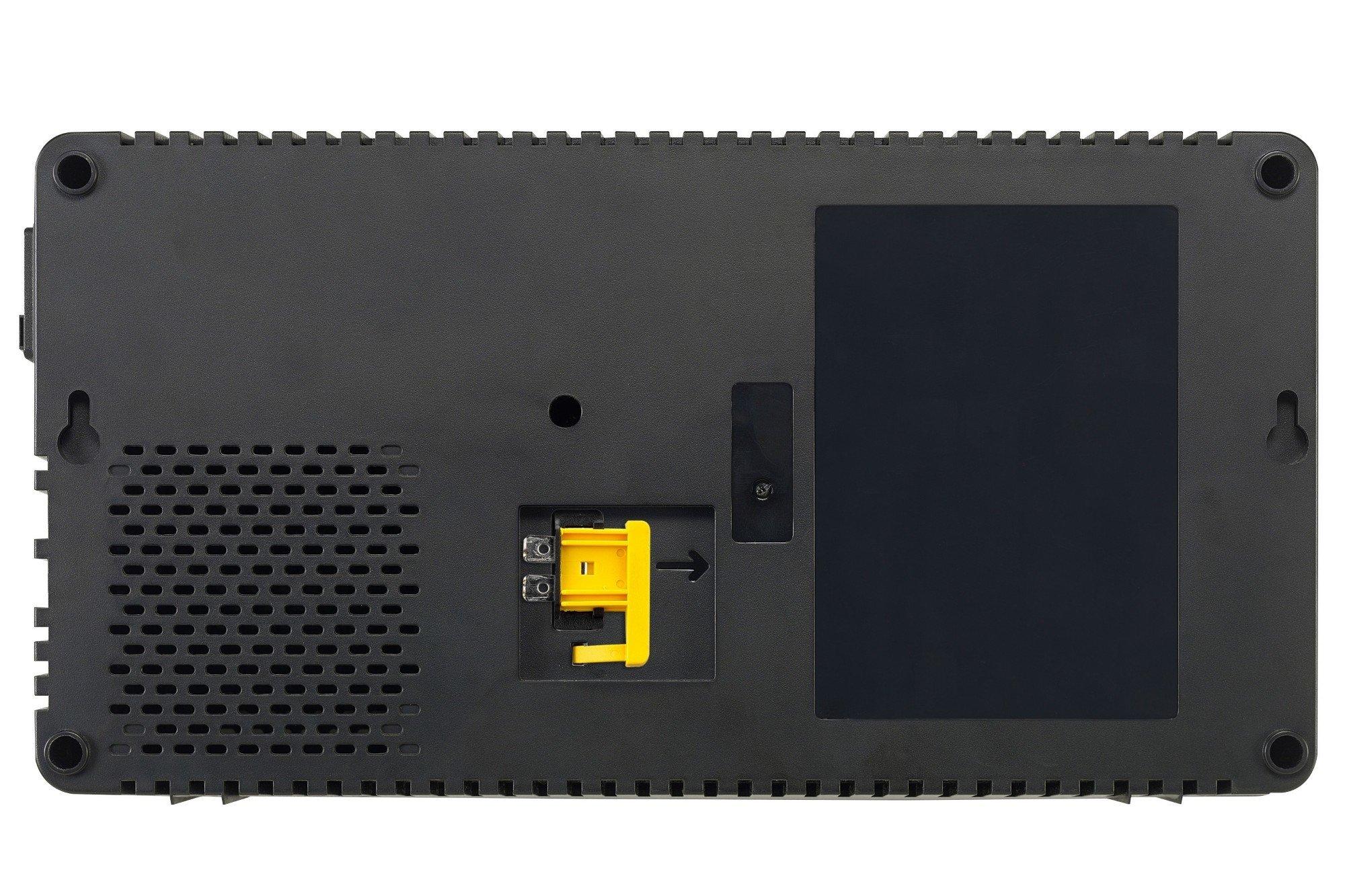 An image of APC bv800i-ms uninterruptible power supply (ups) line-interactive 800 va 450 w