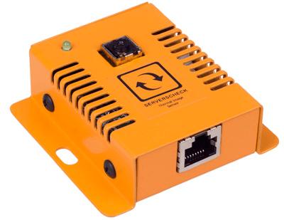 An image of ServersCheck thermal imaging temperature sensor