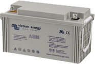 AGM 120 battery