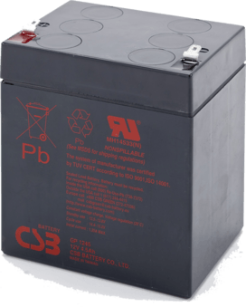CSB GP1245 Sealed Lead Acid Battery  for