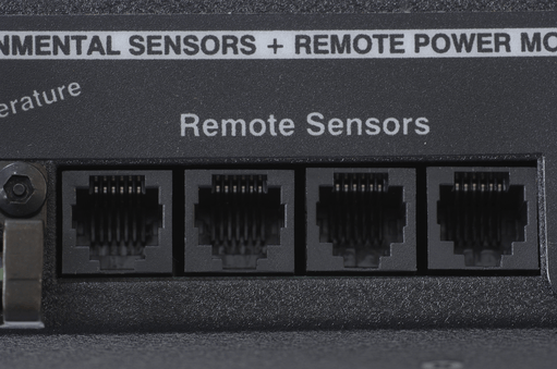 Eaton ePDU Remote Sensor Ports from Crit