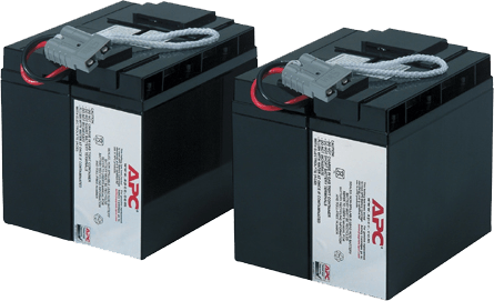 APC RBC55 UPS Replacement Battery from C