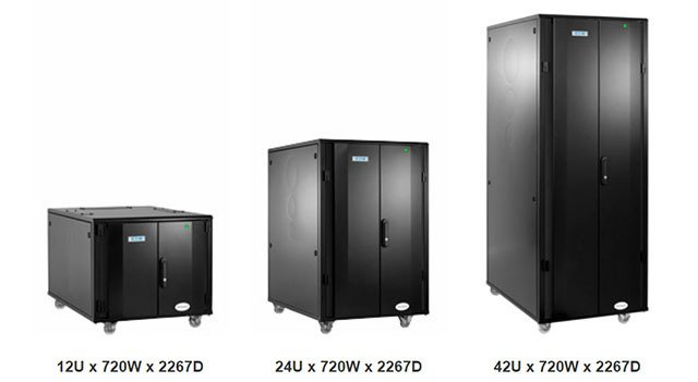 Critical Power Supplies - Eaton RX Series Sound ProofIT Range Range image 1