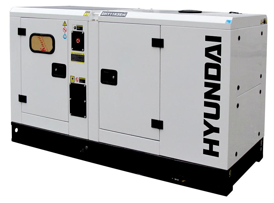 Hyundai dhy11ksem 11kva silent single phase diesel critical power supplies dhy11ksem 2 medg from critical power publicscrutiny Images